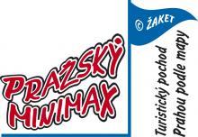 Prahou podle mapy, pokaždé jinudy, ale pokaždé nahoru a dolů nebo obráceně - to je Pražský Minimax